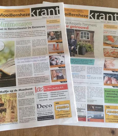 Lokaal blad Bernheze weigert artikel VVD, omdat het burgemeester Moorman kan schaden