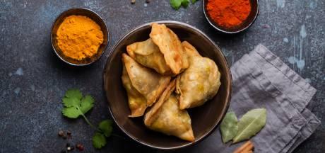 Wat Eten We Vandaag: Vegetarische Indiase samosa