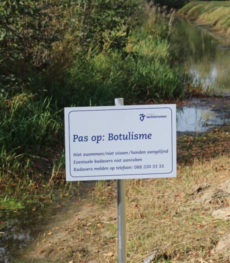 Botulisme geconstateerd in vijver Beneluxlaan in Hengelo