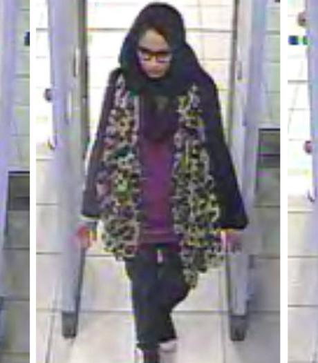 Britse jihadbruid wil naar Nederland komen