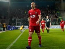 Vlaar: Feyenoord - AZ had een finale kunnen zijn, maar dat is nu niet aan de orde