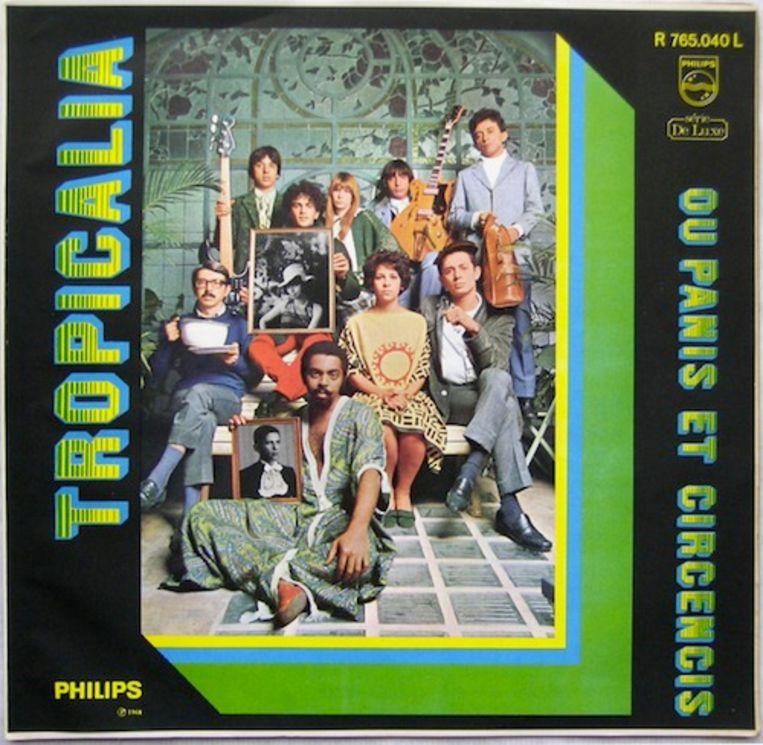 Het muzikale manifest van Tropicalia (1968). Beeld Philips