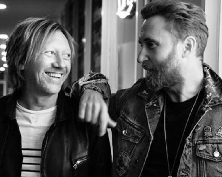 Fred Rister en David Guetta