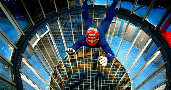 Nog even wachten en dan kan Utrecht gaan Skydiven ...
