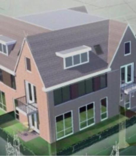 Nieuw appartementencomplex in Someren-Eind