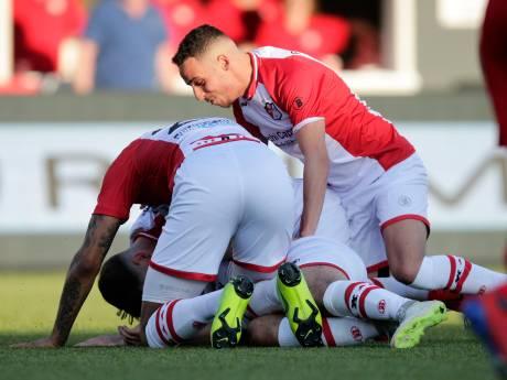 FC Emmen pakt tegen zwak FC Utrecht belangrijke punten in strijd tegen degradatie