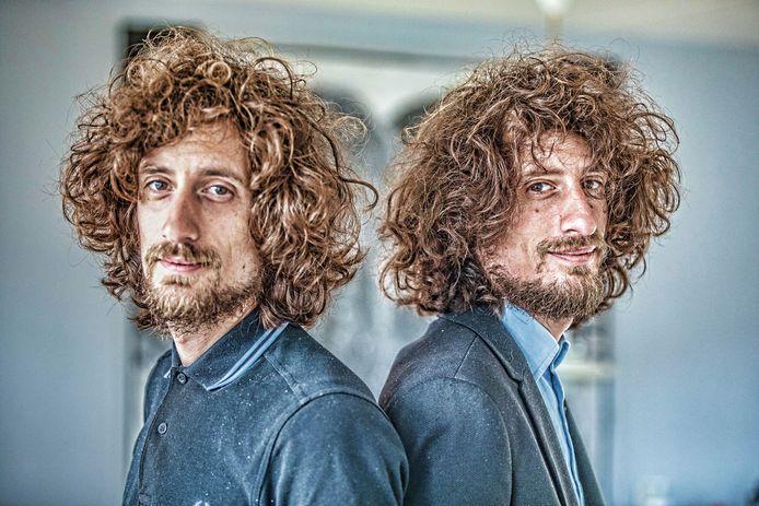 De muzikanten Sander en Arnout Brinks (Tangarine) hebben een lied gemaakt over corona, dat goed werd ontvangen op de landelijke radio.
