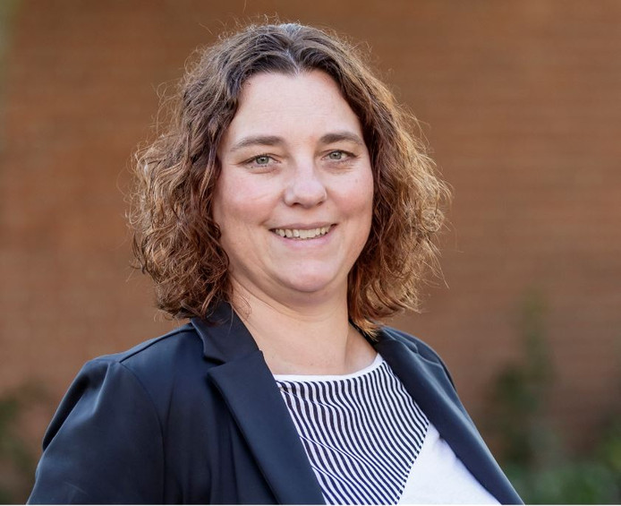 Coachee Marianne Varekamp.