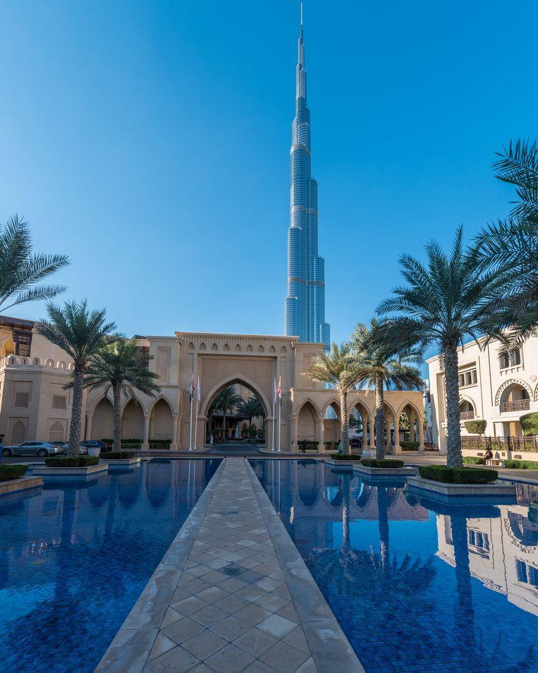 Burj Khalifa. Beeld Moment Editorial/Getty Images