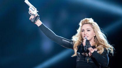 Komt ze nu of komt ze niet? Onduidelijkheid over Songfestival-optreden van Madonna