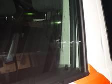 Politie achterhaalt 'spugers' die dienstauto te grazen namen