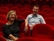 Theater De Storm wordt Club Royale - voor de stoelen