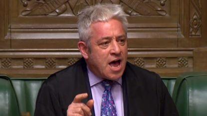Lagerhuis-voorzitter John Bercow zal niet toestaan dat Boris Johnson parlement opschort om brexit door te duwen