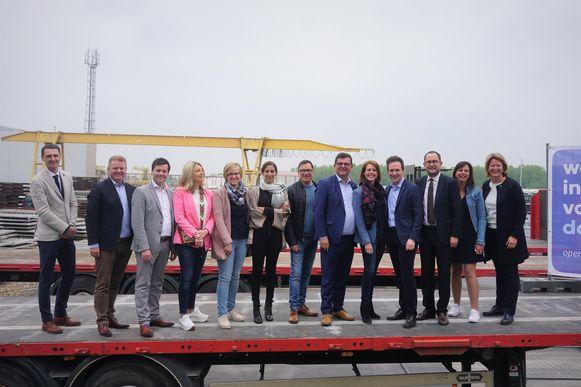 De West-Vlaamse ploeg van Open Vld stelt een resem energiepunten voor de provincie voor