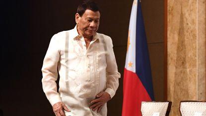 """Filipijnse president Duterte beledigt (opnieuw) katholieken: """"God is stom"""""""