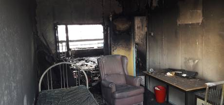 Kortsluiting mogelijk oorzaak brand flat Presikhaaf