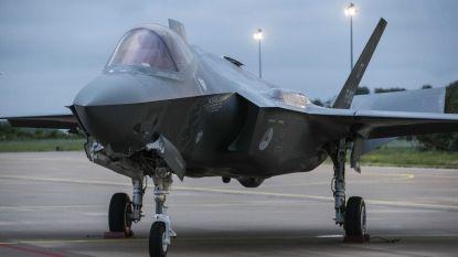 F-35, mogelijke F-16-opvolger, komt voor het eerst naar België