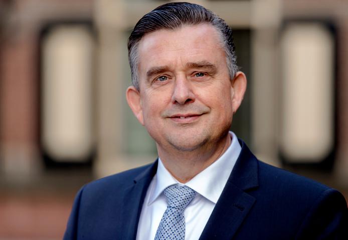 Emile Roemer, fractievoorzitter en lijsttrekker van de Socialistische Partij