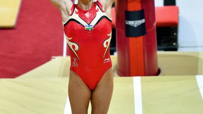 Nooit te oud om te turnen: 43-jarige Oezbeekse haalt sprongfinale WK artistieke gymnastiek