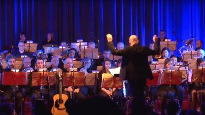 Harmonie De Broedermin geeft showconcert