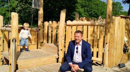 """Speelpleintje voor kleuters aan Krankhoeve in nieuw jasje: """"Andere speelpleintjes volgen nog"""""""