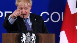 """Johnson gelooft in steun van parlementsleden: """"Dit is een fantastisch akkoord"""""""