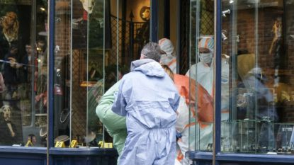 Terreurverdachten ook overvallers van Brusselse antiquair (70)?