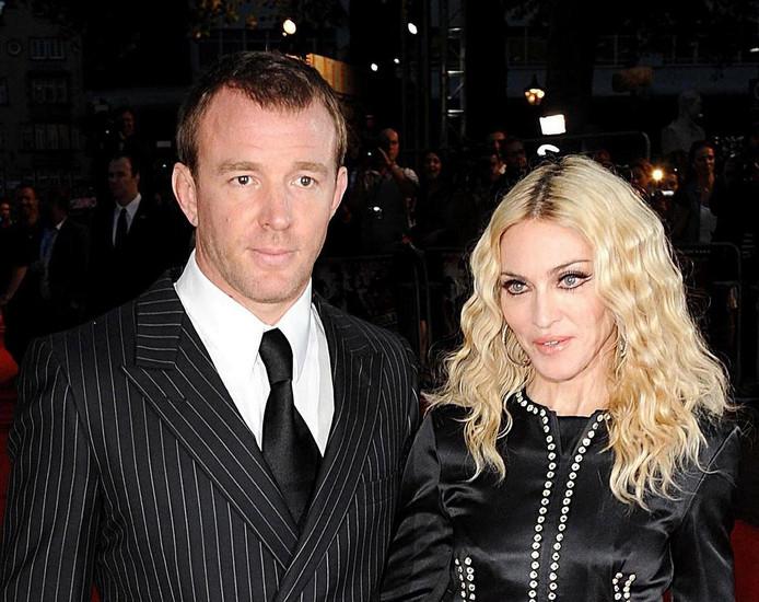 Madonna et Guy Ritchie