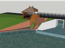 Bolscherbeek krijgt bij Goor een waterrad dat energie opwekt