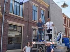 Mondriaan past precies in straatje Winterswijk