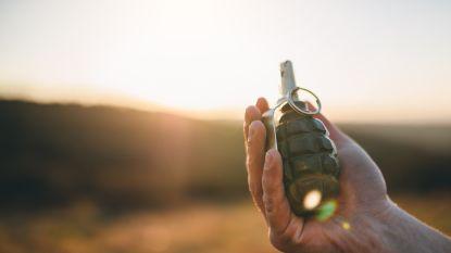 Leerling neemt twee granaten mee naar school in Waterloo