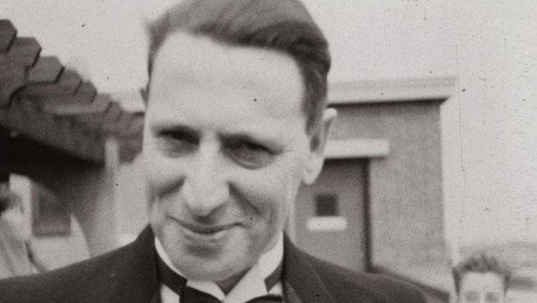 De vermoorde Joodse goochelaar Ben Ali Libi krijgt 74 jaar na zijn dood een gedenkteken in zijn geboortestad Groningen. Beeld Still uit YouTube-video