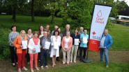 Rode Kruis deelt brevetten uit aan cursisten