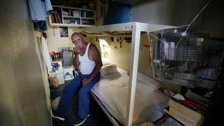 Marvin Caldwell (63) kreeg 20 jaar voor het bezit en de verkoop van methylamfetamine.