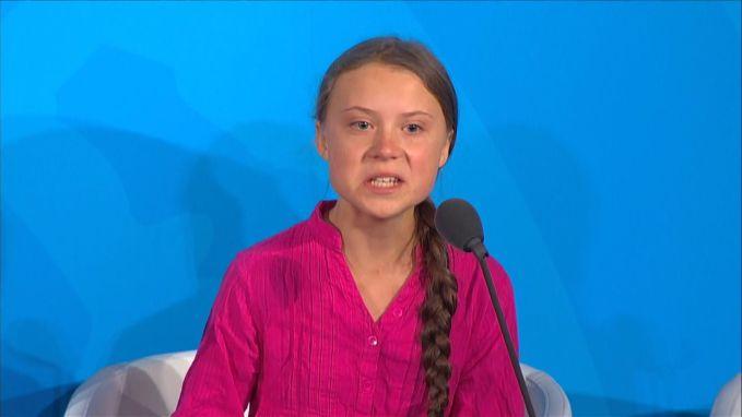 """Is dit dé video van 2019? """"Hoe dùrven jullie?"""" Greta Thunberg pakt wereldleiders aan"""
