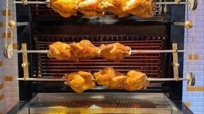 Kastrol levert gratis kip aan 't spit aan medisch personeel ziekenhuizen