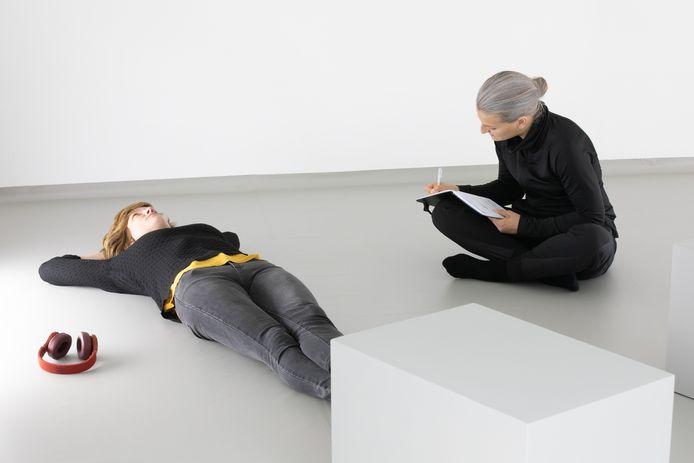 Katja Heitmann maakt choreografische portretten van Bosschenaren voor Afzender Boulevard.