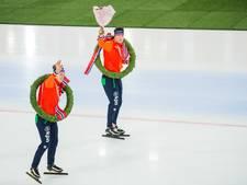 Kramer soeverein naar negende wereldtitel, zilver Roest, brons Blokhuijsen