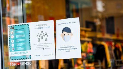 Geen mondmasker in de winkel? Dat kan u boete van 250 euro opleveren, handelaars riskeren zelfs 750 euro