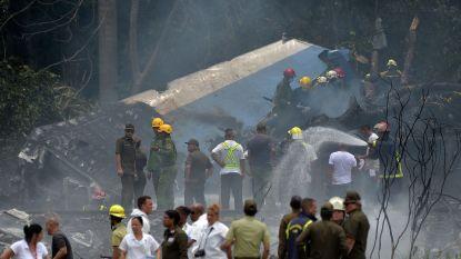 """VIDEO: """"Meer dan 100 doden na vliegtuigramp op Cuba, drie passagiers in kritieke toestand"""""""