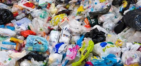 Plastic afval wordt niet vaker opgehaald in Tubbergen