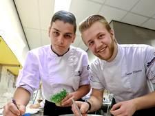 Zo tovert de beste koksschool van Nederland een kerstdiner op tafel
