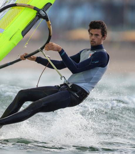 Badloe blijft Van Rijsselberghe voor: olympisch ticket lonkt