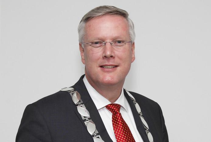 Andries Heidema, burgemeester  van Deventer