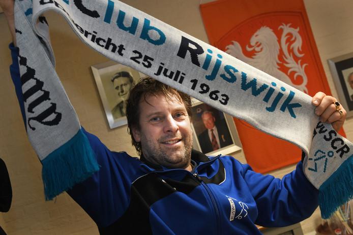 SCR-voorzitter Frank van Egmond