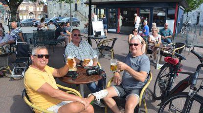 """Belgen vinden meteen de weg naar horeca in Hulst: """"Meer Belgen dan Nederlanders op ons terras, maar ze zijn meer dan welkom"""""""