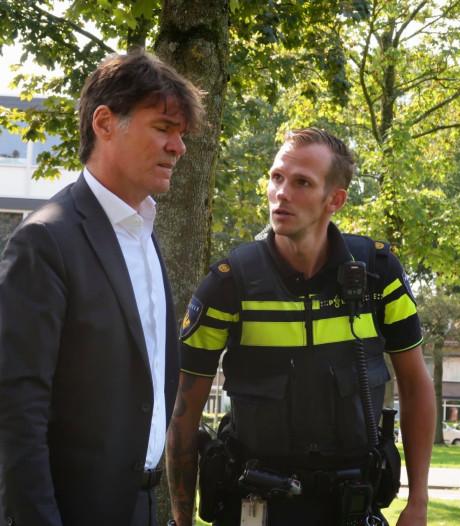 Steun voor geschrokken buurtgenoten na drama in Breda: 'Veel mensen kenden het slachtoffer'