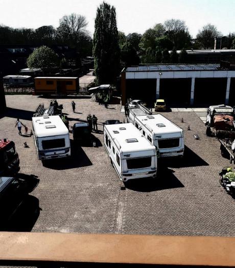 Voertuigen in beslag genomen en aanhoudingen bij controle Zutphen
