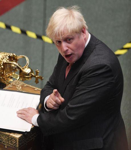 Brits parlement schaart zich achter omstreden brexit-plannen Johnson