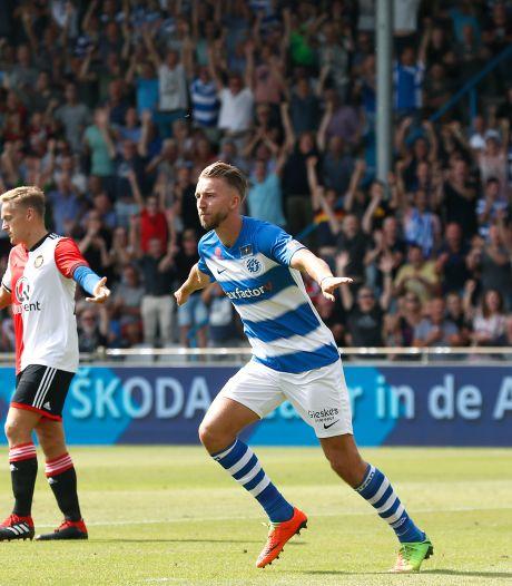 Serrarens tekent bij Roda JC; debuut mogelijk tegen De Graafschap